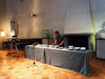 チャイナ・オン・ザ・パーク碗琴コンサート4(2013-08-04)