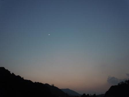 夕景1(2014-01-04)