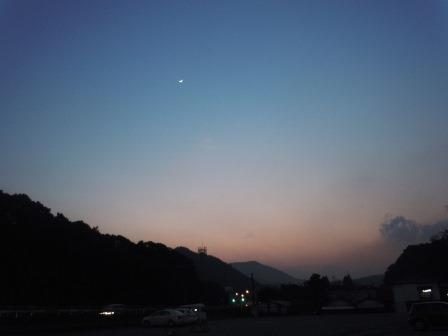 夕景2(2014-01-04)