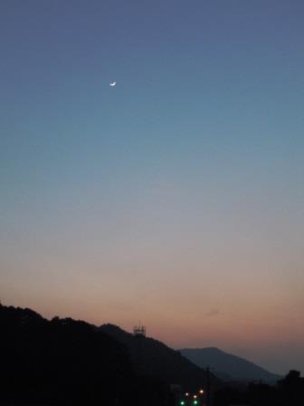 夕景4(2014-01-04)