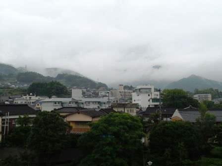 嬉野の朝の風景1(2013-06-30)
