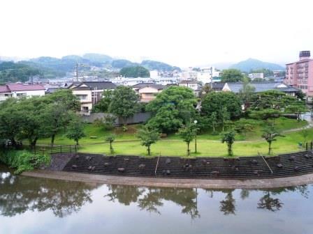 嬉野の朝の風景5(2013-06-30)