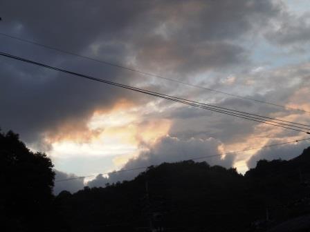 夕景1(2013-07-13)