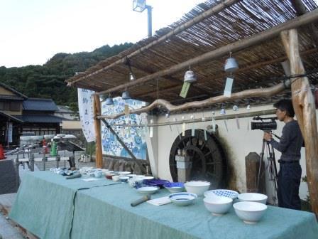 大川内山ボシ灯ろうまつり碗琴(2013-07-20)