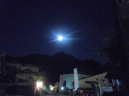大川内山の夜景1(2013-07-20)