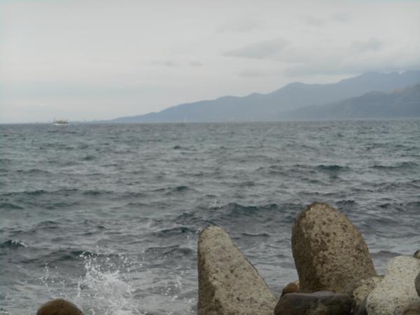 海よ~私の海よ~