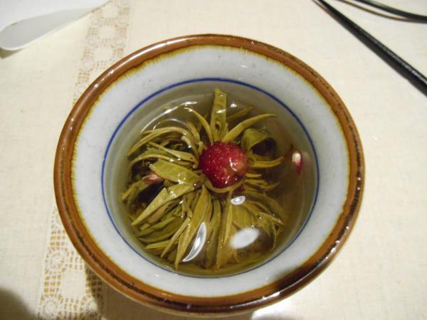 ジャスミン茶3