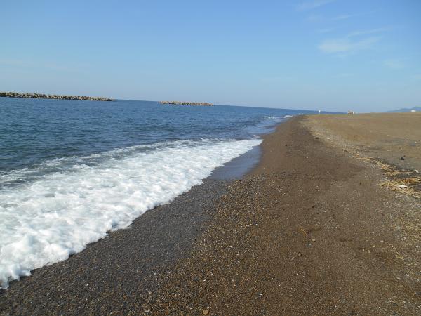 うの浜海岸