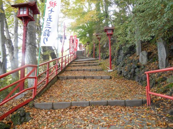 まりの階段