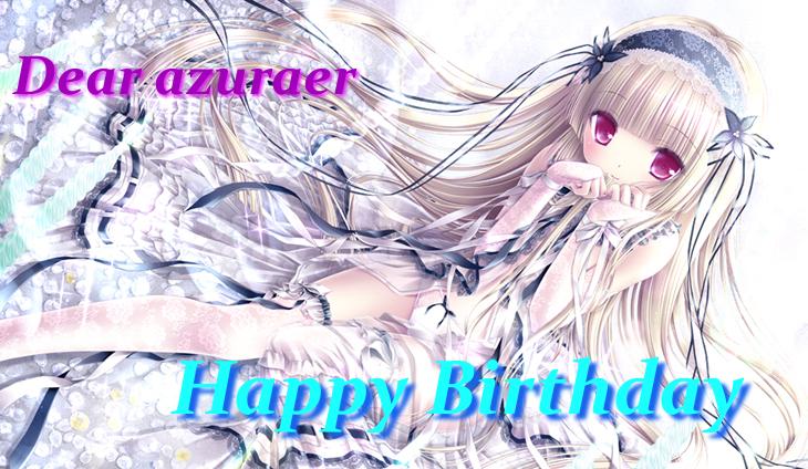 Dear azuraer