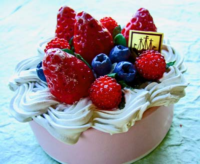 いちご ケーキ 400