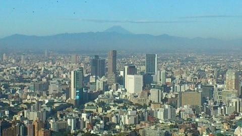 悪の連鎖③ 富士山
