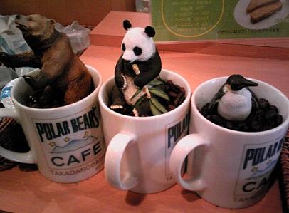 白くまカフェ カップ