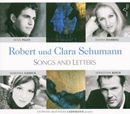 Robert und Clara Schumann_Songs and Letters(Telos )