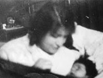 アルマ・マーラーと乳幼時のグッキー