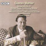 マーラー 交響曲第10番 クック版_BBC放送初演ヴァージョン(Testament)