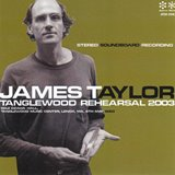 James Taylor Tanglewood Rehearsals 2003