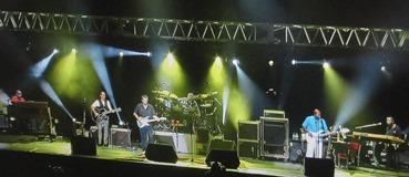 Eric Clapton_2001年 日本武道館公演