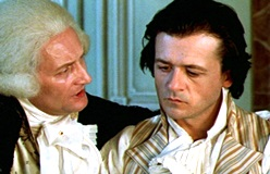 Patrice Chereau as Camille Desmoulins(right ) (1)