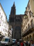 カテドラル Strasbourg