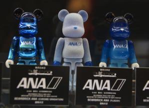 2013年 ANAベアブリック3種類