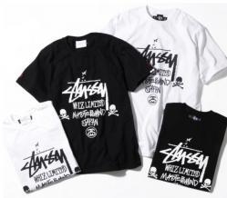 WHIZ × STUSSY × mastermind JAPAN 76 T-SH