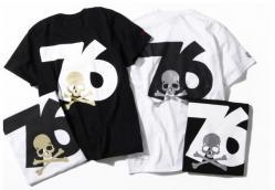 WHIZ × STUSSY × mastermind コラボTシャツ