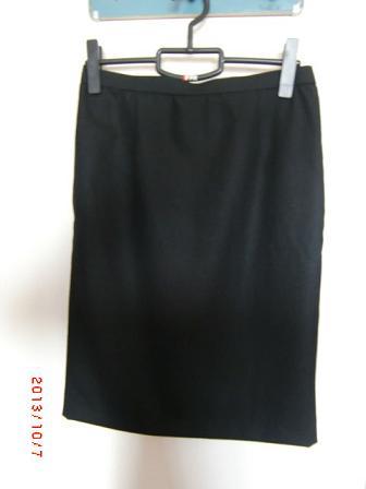 始めて作ったタイトスカート