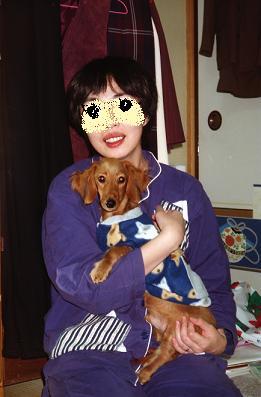 マロとママ