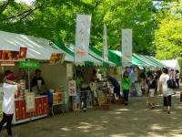 仙台ジャズフェス2014_2西公園屋台