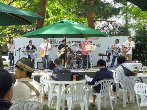 仙台ジャズフェス2014_3西公園