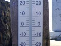 紅葉2014蔵王9温度計2℃