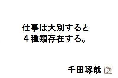 千田琢哉名言 251