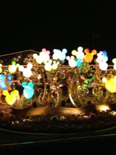 ディズニーランド東京 30周年 入口
