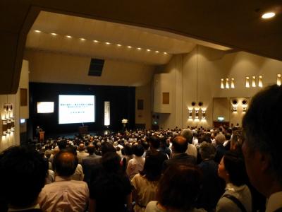 「憲法を見直す大講演会」講師:青山繁晴氏003