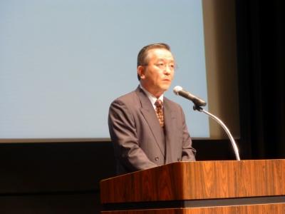 「憲法を見直す大講演会」講師:青山繁晴氏004
