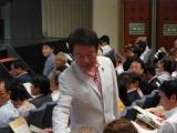 「憲法を見直す大講演会」講師:青山繁晴氏007a