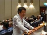 「憲法を見直す大講演会」講師:青山繁晴氏007b