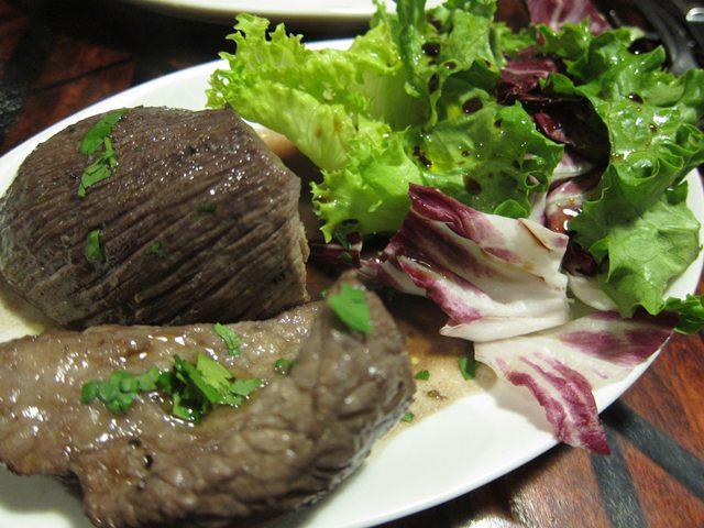 豚ステーキ