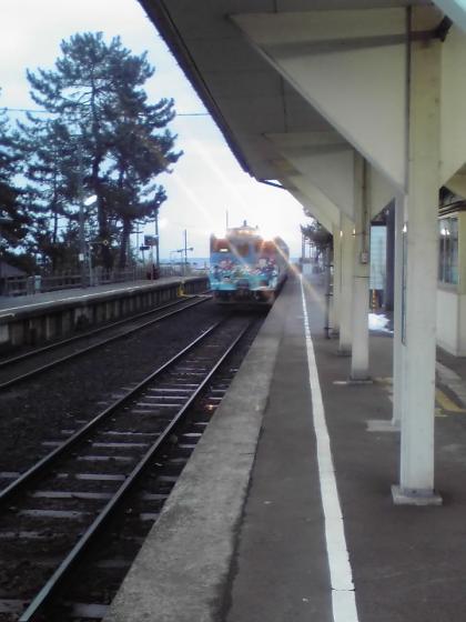 ハットリ君列車
