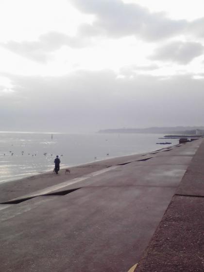 氷見の砂浜3