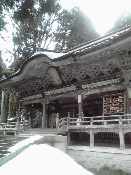 上日寺観音堂