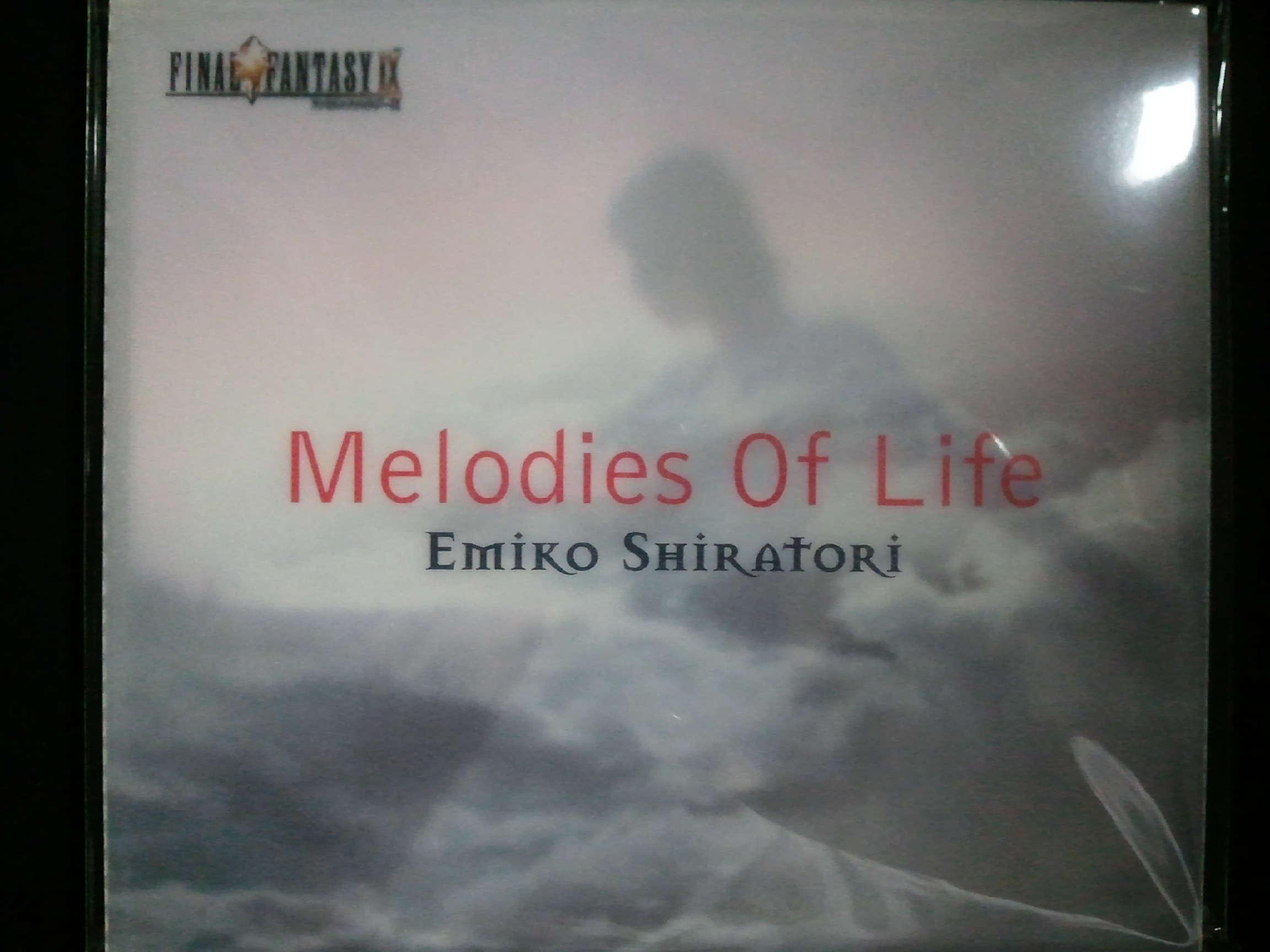 白鳥英美子 Melodies Of Life