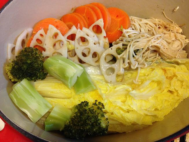 蒸し料理3
