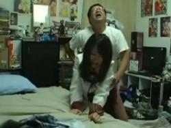 キモオタに騙され強制中出しレイプされるJK - エロ動画 アダルト動画