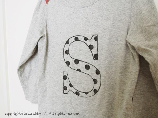 20131111ステンシルTシャツ6