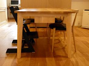 ダイニングテーブル3