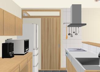 3Dマイホームデザイナー画像