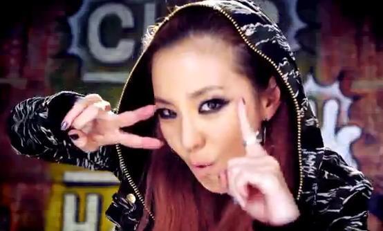 萌えと笑いとK-POP 2NE1