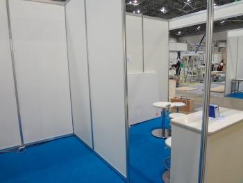 2013国際ロボット展 [搬入]